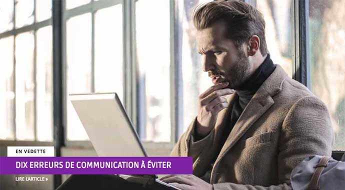 10 erreurs de communication à éviter – WestmountMag.ca
