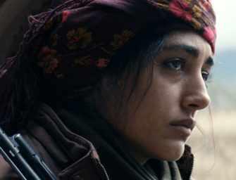 Les filles du soleil <br>un film d'Eva Husson