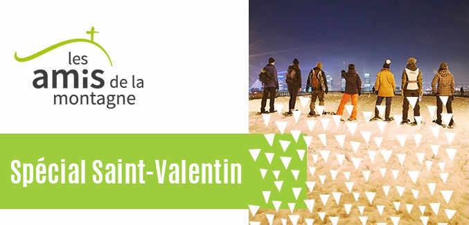 Les amis de la montagne - 5 idées pour une Saint-Valentin qui sort de l'ordinaire – WestmountMag.ca