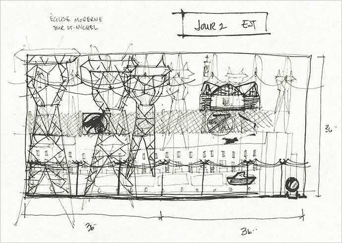Précision du vague, Carole Lévesque - Centre de design de l'UQAM : l'imaginaire urbain et architectural à l'honneur – WestmountMag.ca