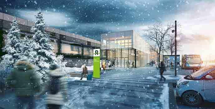 Réseau express métropolitain – REM – WestmountMag.ca