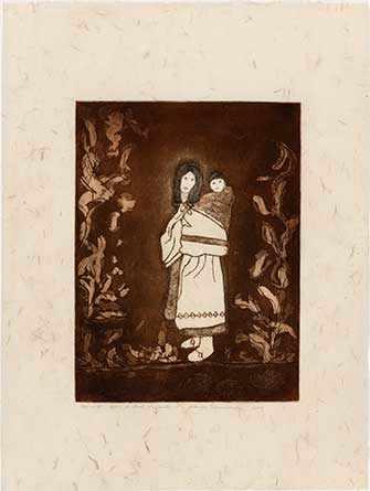 MBAM - Alanis Obomsawin, oeuvres gravées - Une artiste et sa nation : les vanniers waban-akis d'Odanak, du 21 mai au 25 août 2019 – WestmountMag.ca