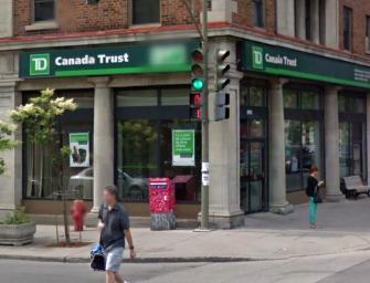 TD Bank – Sherbrooke