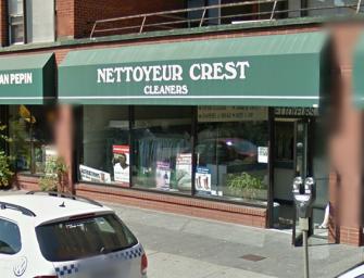 Nettoyeur Crest