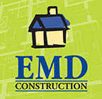 logo emd construction