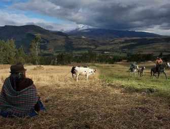 Top five places to visit in Ecuador