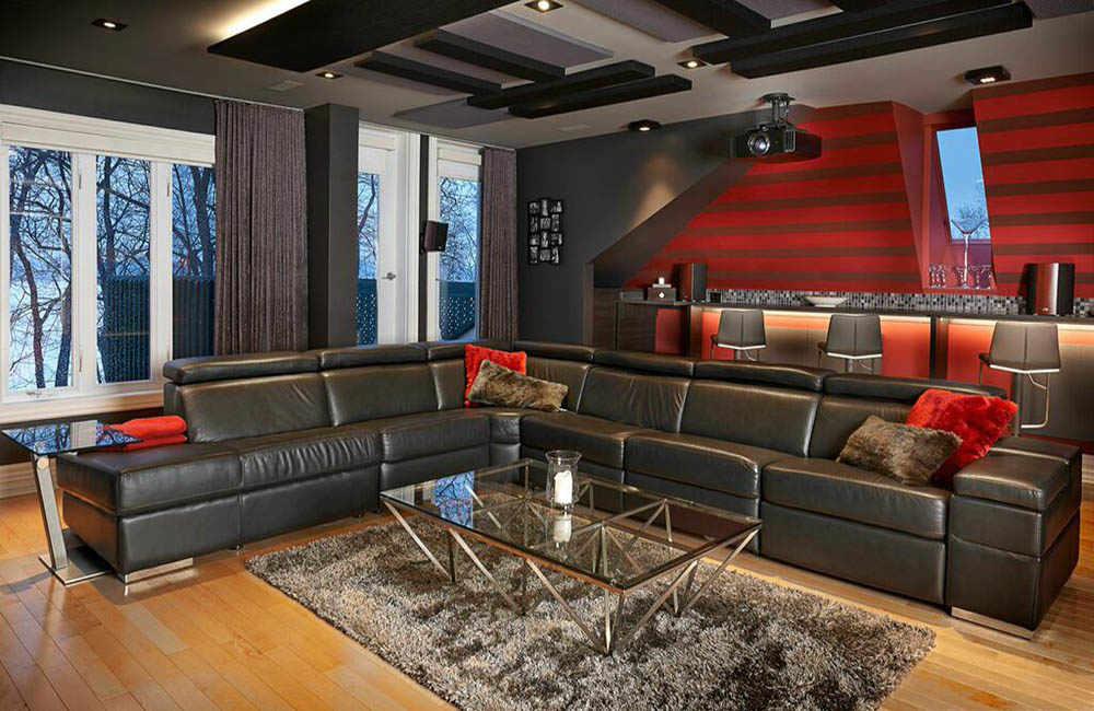 Planifier un cin ma maison 1 westmount magazine for Planifier votre propre maison