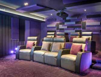Designing a home theatre /3