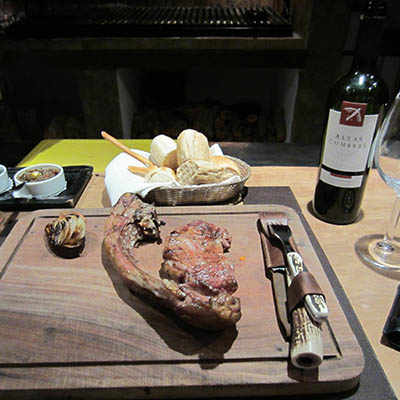 Patagonian supper