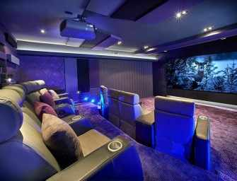 Designing a home theatre /1
