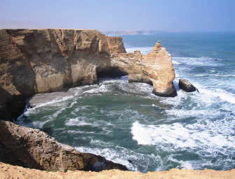 The exquisite beauty of Paracas