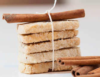 The Finer Cookie: <br>Cinnamon Wafers