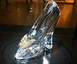 photo: soulier de verre