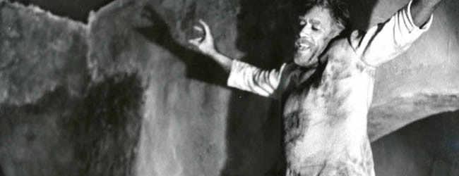 Anthony Quinn dans le rôle de Zorba le Grec