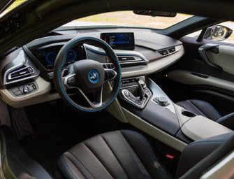 Chronique auto : la BMW i8