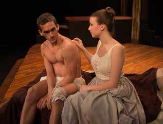 Review: Compleat female stage beauty