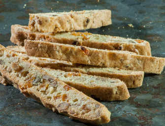 The Finer Cookie: Corn Meal and Olive Oil Biscotti