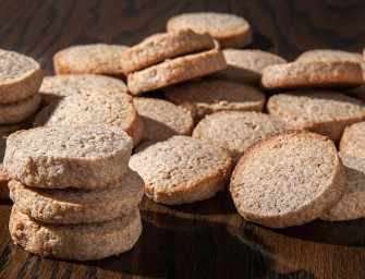The Finer Cookie: <br>Elsa's Rye Cookies