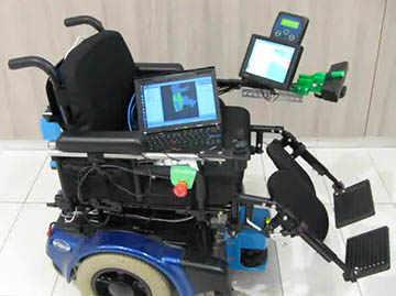 intelligent wheelchair