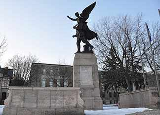 westmount cenotaph