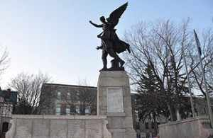 photo: westmount cenotaph
