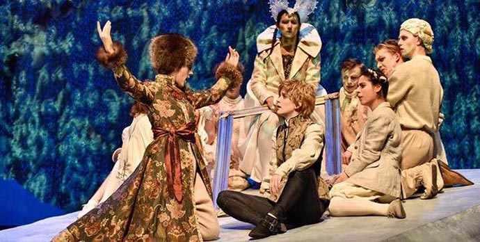 orlando play at national theatre school
