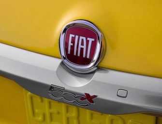 The 2016 Fiat 500X
