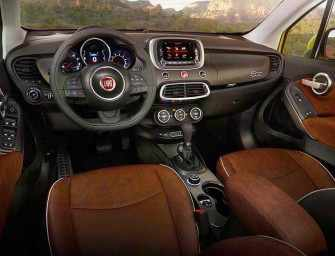 La Fiat 500X 2016