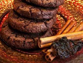 The Finer Cookie: <br>Holy Mole Chocolate Cookie