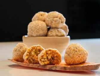 The Finer Cookie: <br>Sweet Potato Panelettes