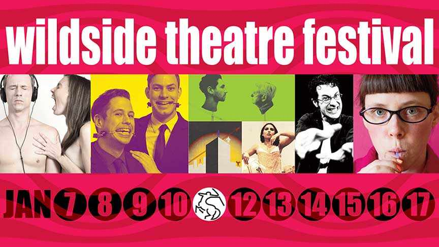 centaur wildside theatre festival banner