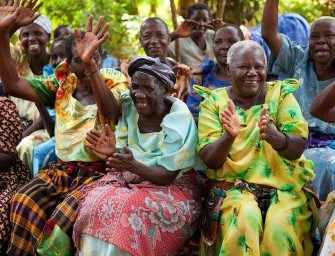 Grandmothers to Grandmothers