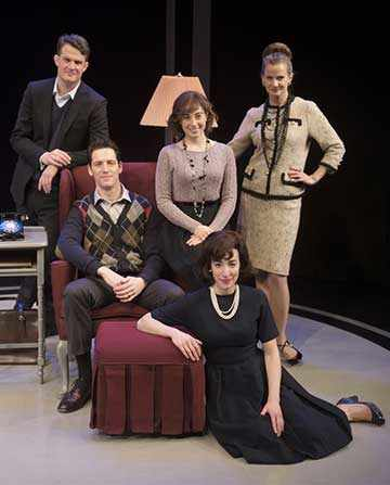cast, the secret annex play, segal centre
