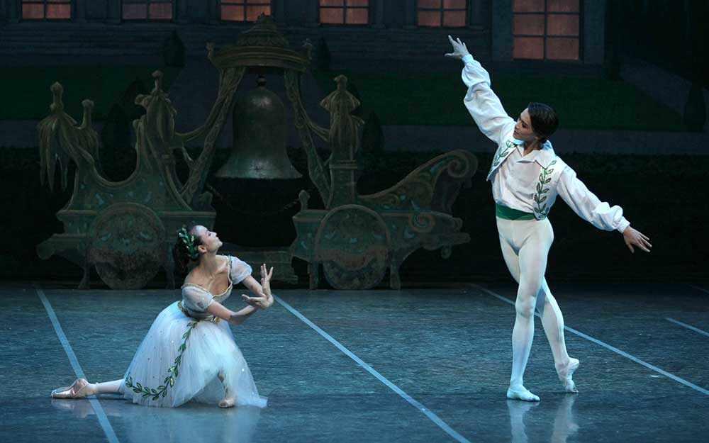 Coppelia, Shanghai Ballet