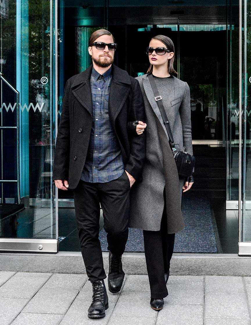 designers québécois Marie St-Pierre et Philippe Dubuc