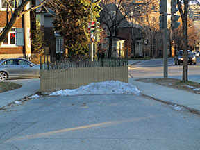 cote st-antoine and sherbrooke, Westmount places