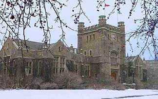 westmount ciry hall