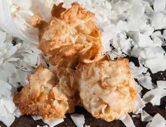 The Finer Cookie: <br>Coconut Macaroons