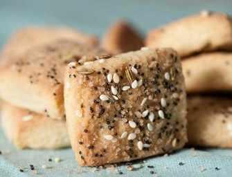 The Finer Cookie: Seed Cookies