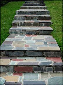 stone walkway forden crescent westmountmag.ca