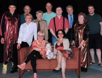Westmount theatre <br>plays Stoppard and Vidal
