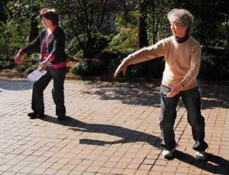 Tai Chi to promote <br>stability and balance
