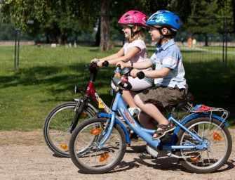Westmount's safe cycling ambassadors