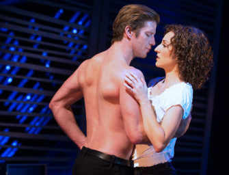 Dirty Dancing <br>powerfully staged
