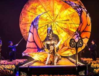 Luzia enchants and amazes
