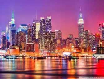 En état d'éveil à New York
