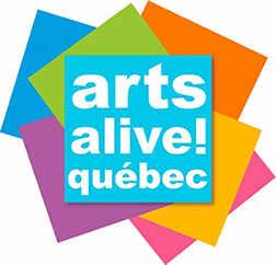 arts alive Quebec logo WestmountMag.ca