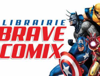 Brave Comix Bookstore
