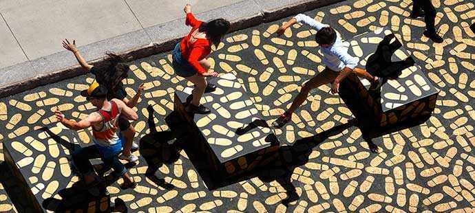 Dance floor - Musée des Baux-Arts de Montréal - WestmountMag.ca