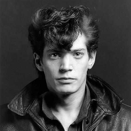 Robert Mapplethorpe, Self-Portrait [Autoportrait]